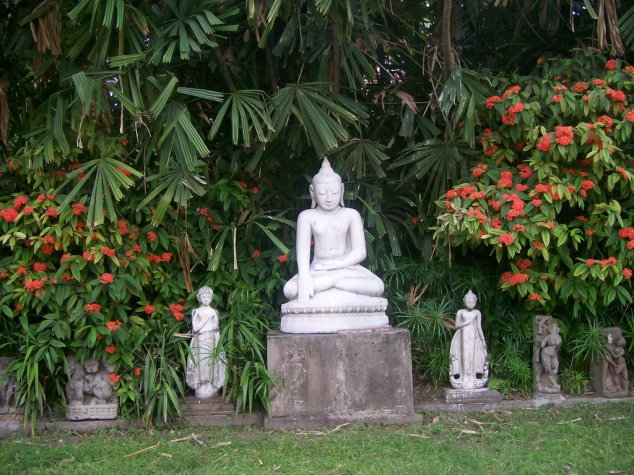 Buddha Of Suburbia At Marble Palace