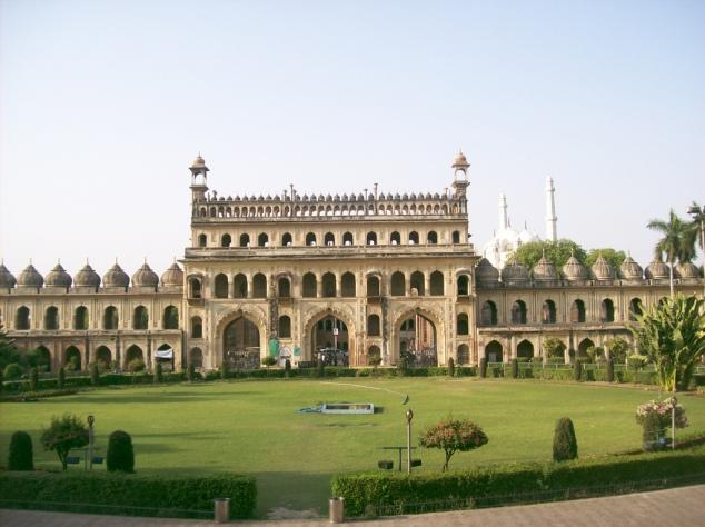 Bara Imambara Lucknow View