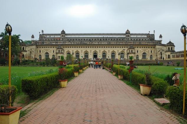 Bara Imambara Entrance lucknow