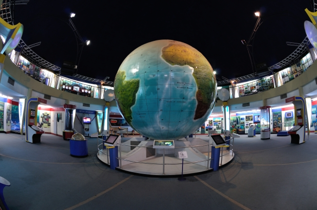 Earth Exhibition Hall