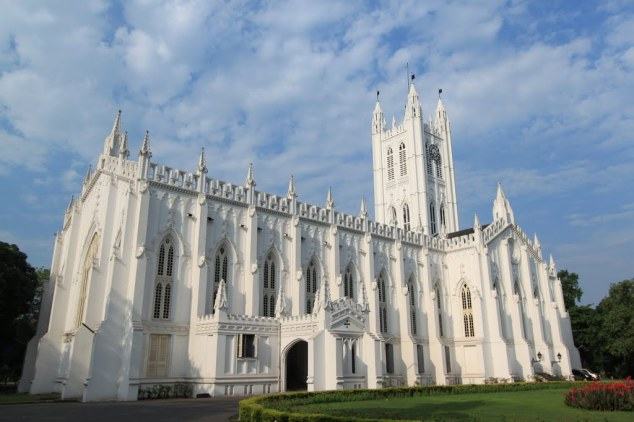 St. Paul's Cathedral Kolkata