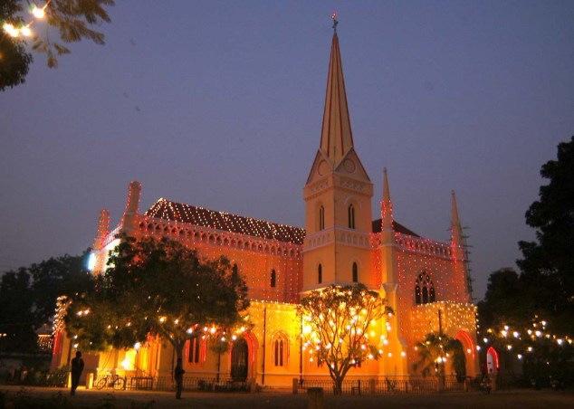 Christ Church Lucknow