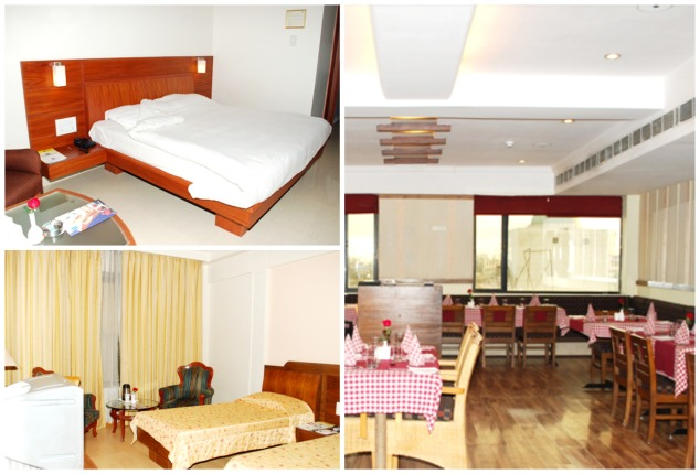 Hotel Comfort Inn Lucknow Rooms