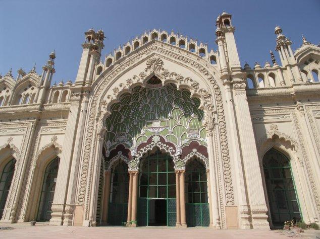 Jama Masjid Lucknow Entrance