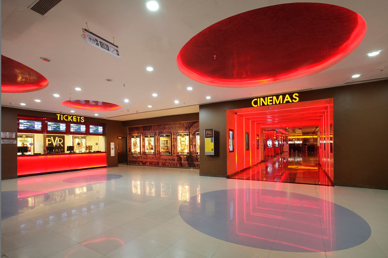 PVR: Phoenix, Lucknow | Movie Showtimes Near You in ...