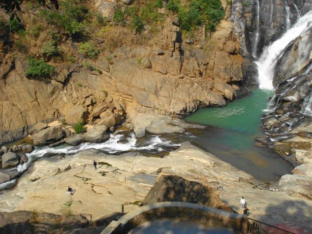 Dassam Falls Ranchi