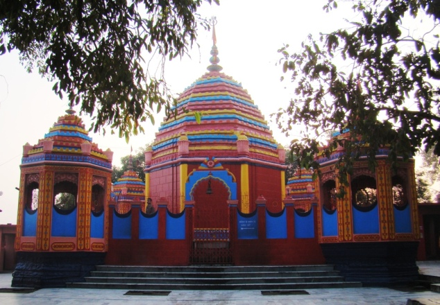 Rajrappa Mandir Ranchi