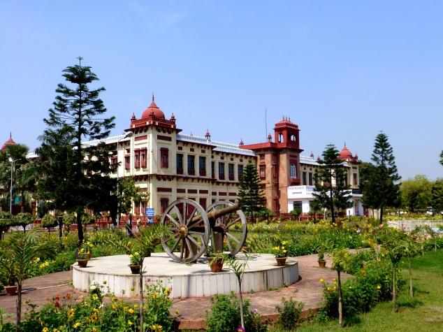 Patna Museum Original Cannon