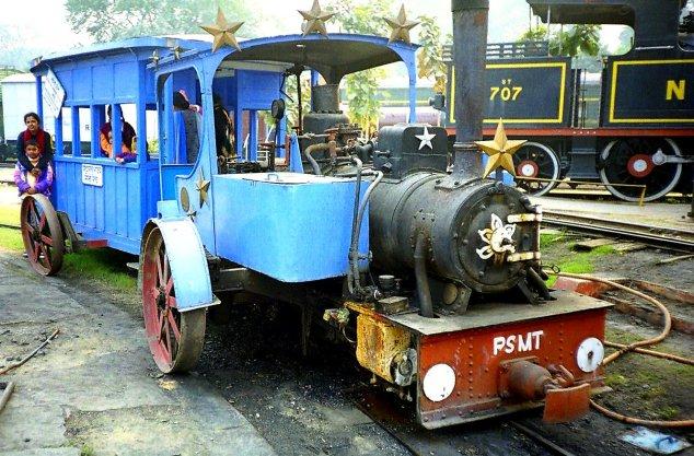 Rail Museum New Delhi