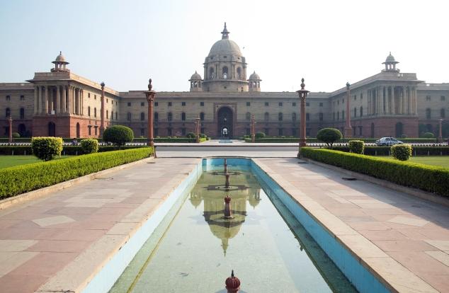 Secretariat Building New Delhi