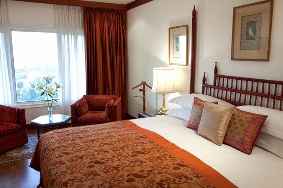 Luxury Suite at Taj Mahal Hotel Delhi