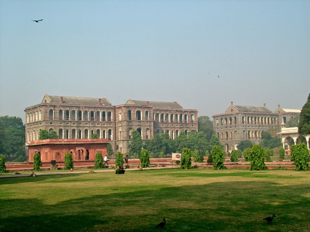View of Red Fort