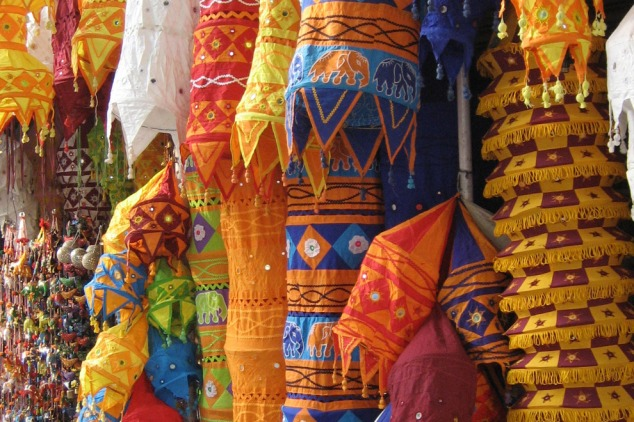 Palika Bazaar Delhi