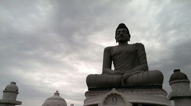 Buddha Statue of Amaravathi Guntur