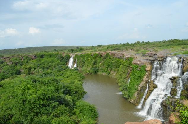 Ethipothala Waterfalls Visakhapatnam