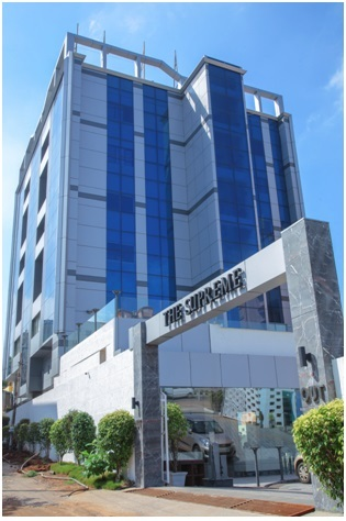 Hotel The Supreme Visakhapatnam