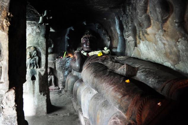 Lord Vishnu's Statue
