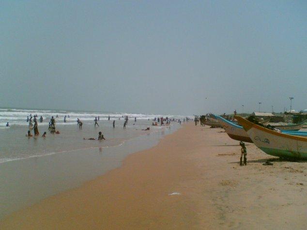 Suryalanka Beach Bapatla Guntur