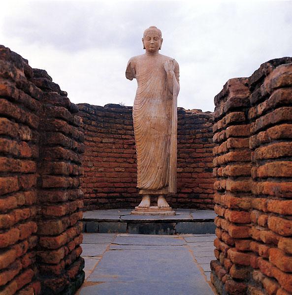 Buddha Statue Nagarjunakonda