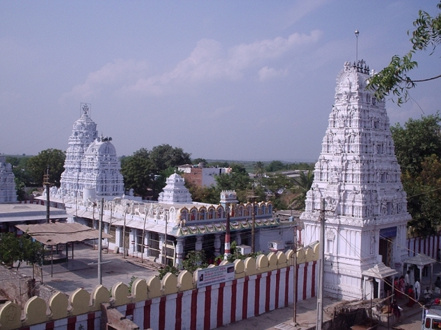 Sri Lakshmi Chennakesava Swamy Temple