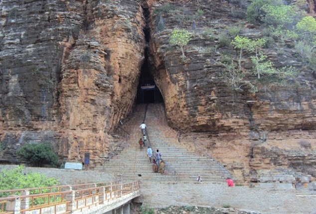 Guthikonda Caves Guntur