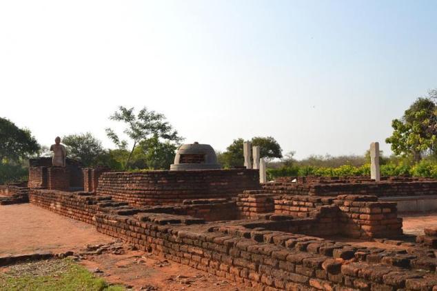 Nagarjunakonda Maha Stupa