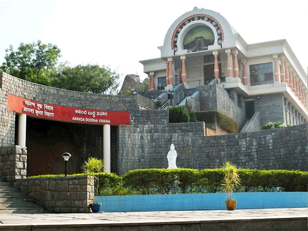Ananda Buddha Vihara Hyderabadb