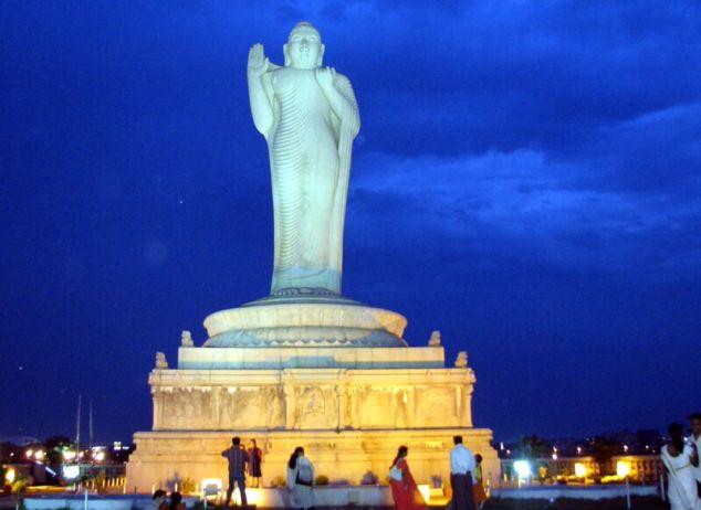 Buddha Statue Hyderabad