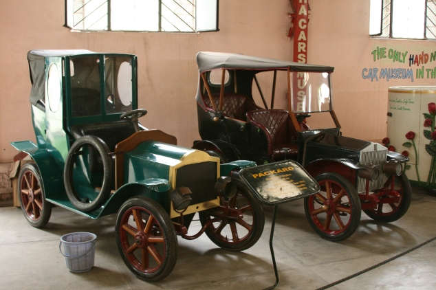 Sudha Cars Museum Hyderabad