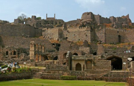 Trimulgherry Fort