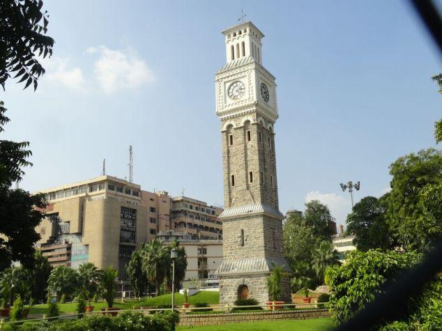 Clock Tower Hyderabad