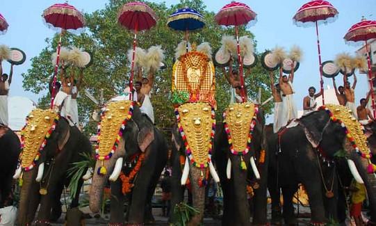 arattu-festival-kerala