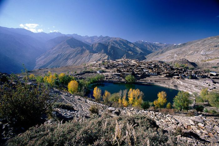view-of-nako-lake-kinnaur