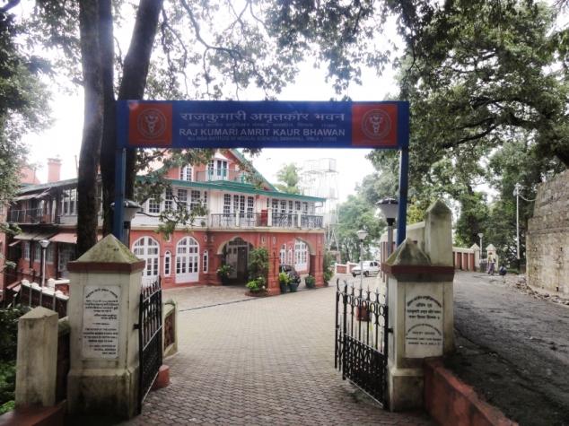 raj-kumari-amrit-kaur-house