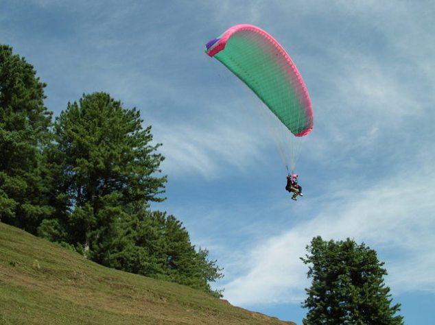 paragliding-at-shimla-at-naldehra-shimla